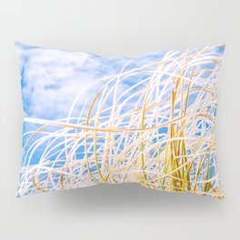 Golden fields Pillow Sham