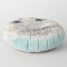 Seal with it Floor Pillow