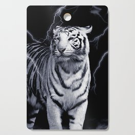 SPIRIT TIGER OF THE WEST Cutting Board