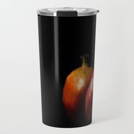 Autumn Pomegranate Travel Mug