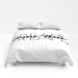 dreams come true Comforters