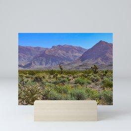 Painted Desert - IV Mini Art Print