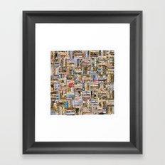 Mambo Parisienne  Framed Art Print