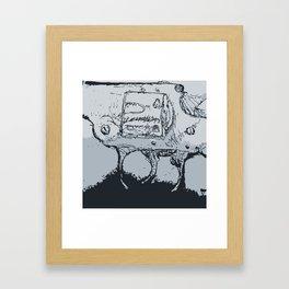 Free Trial Offer (3 color) Framed Art Print