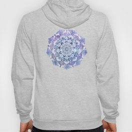 FREE YOUR MIND in Blue Hoody