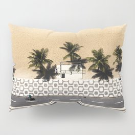 Ipanema From Above Pillow Sham