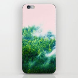 Into The Fog #society6 #decor #buyart iPhone Skin