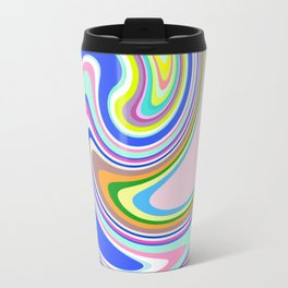 swim in colour Travel Mug