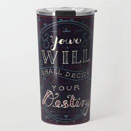 Destiny – Jane Eyre Travel Mug