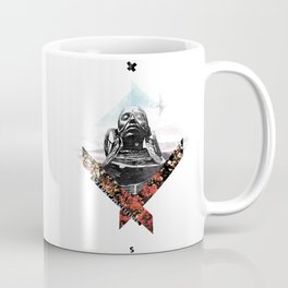 """Outcasts""   collage art Coffee Mug"
