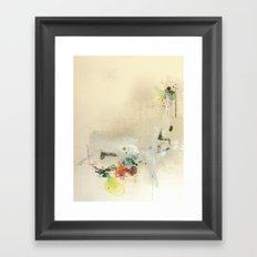 Plenty And Then Some Framed Art Print