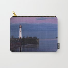 The Lighthouse in St. Ignace Carry-All Pouch