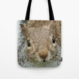 The other faces of Squirrel 2 Tote Bag