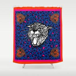 FAUVE (PINK) Shower Curtain