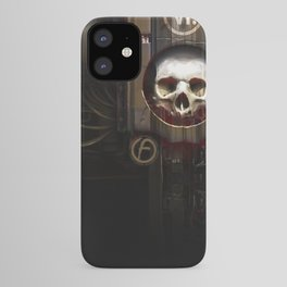 FOA 2014 artwork H.R. Giger style iPhone Case