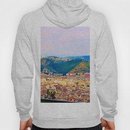 Italian Cityscape Hoody