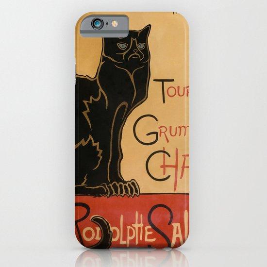 Le Grumpy Cat iPhone & iPod Case