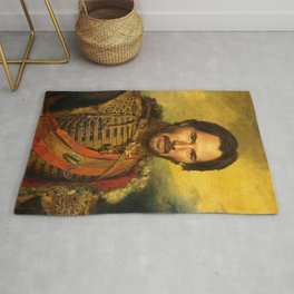 Keanu Reeves - replaceface Rug