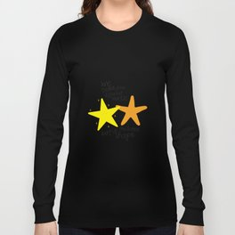 Same shape Long Sleeve T-shirt
