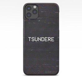 TSUNDERE iPhone Case