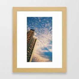 Cirrocumulus Framed Art Print