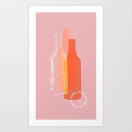 Arriba Abajo, Al Centro, Pa' Dentro Art Print