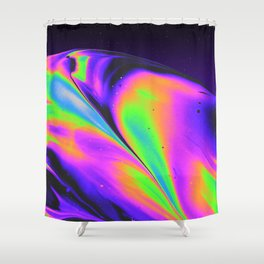 LOW BEAM Shower Curtain