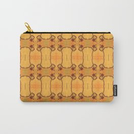 Ebola Tapestry-1 by Alhan Irwin Carry-All Pouch