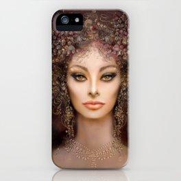 Diva S-2 iPhone Case