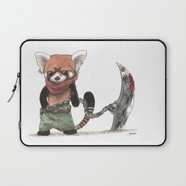 Panda Roux Barbare Laptop Sleeve