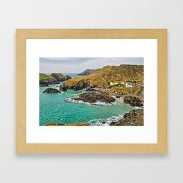 Kynance Cove Framed Art Print