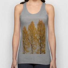 Aspen Trees #decor #buyart #society6 Unisex Tank Top