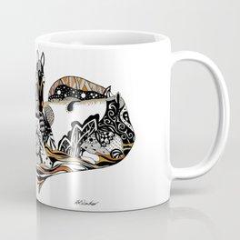 Medicine Horses Coffee Mug