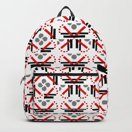 Red Conquers Backpack