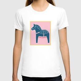 Spring Dala Horse 1 T-shirt