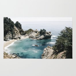 Mcway Falls Faded Rug