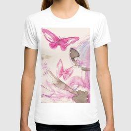 dreamy-butterfly-art T-shirt