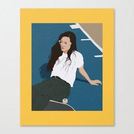Rachelle Canvas Print