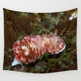 Chromodoris reticulata: I love nudi butts and I cannot lie Wall Tapestry
