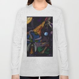 The Alien Takeover Long Sleeve T-shirt