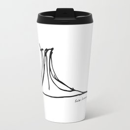 Niterói Contemporary Art Museum - Oscar Niemeyer Travel Mug