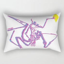 Jurassic Park Dinosaur Skeleton  Rectangular Pillow