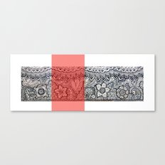 Four sides of a box (iii) Canvas Print