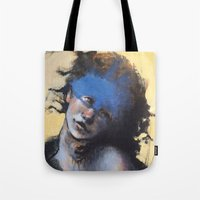 study Tote Bags featuring Study by CEK-Design