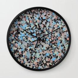Lorne Splatter #3 Wall Clock