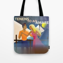 Holding on to Love Tote Bag