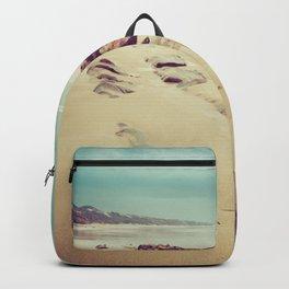 Blue Ocean Path Backpack