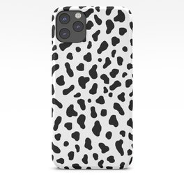 Cow Pattern iPhone Case