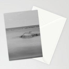 Sea rock Stationery Cards