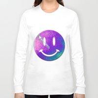 watchmen Long Sleeve T-shirts featuring Watchmen by Beastie Toyz